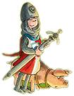 Ritter Ausmalbilder Gratis 974 Malvorlage Ritter Ausmalbilder