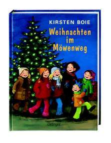 Kinderbuch Weihnachten.Weihnachten Im Mowenweg Kinderbuch Kirsten Boie