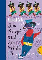 jim knopf und die wilde 13 - kinder buch  michael ende  - kinderbuch, kinderbücher
