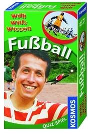 Willi Wills Wissen Fussball Quiz Spiel Kosmos Verlag