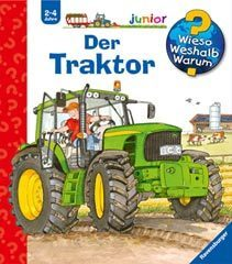 Kinderbuch traktor