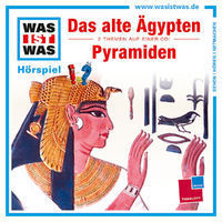 was ist was das alte gypten pyramiden cd. Black Bedroom Furniture Sets. Home Design Ideas