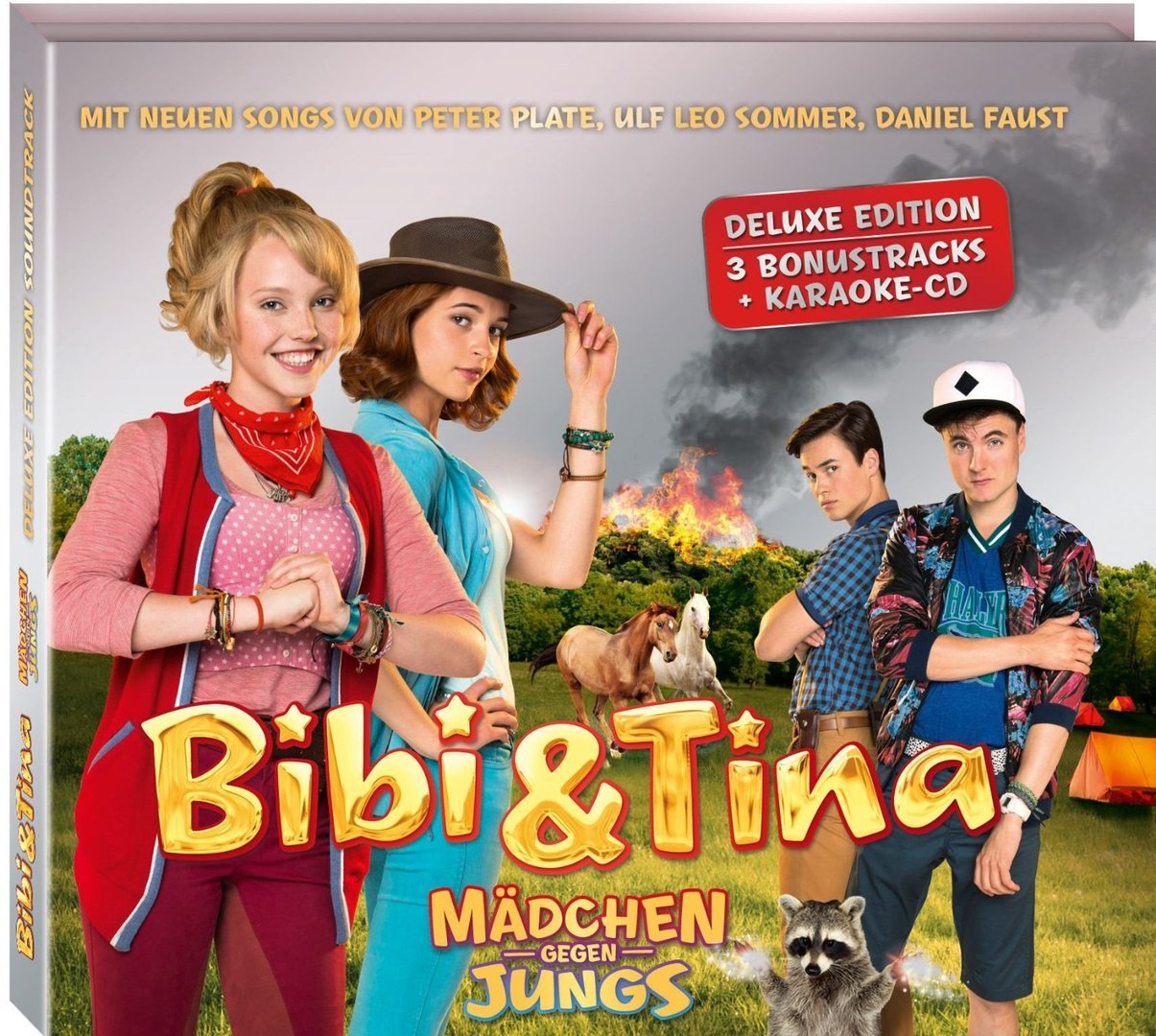 Bibi Und Tina Jungs Gegen Mädchen Mädchen Gegen Jungs