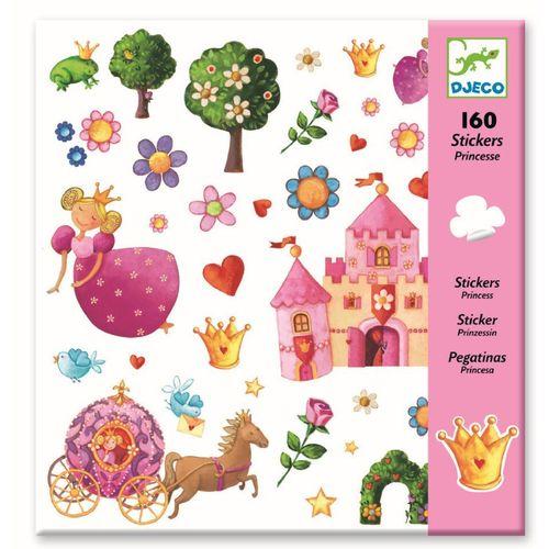 Djeco Sticker Prinzessin - Kinderbuch, Kinderbücher, Kinderhörspiele ...
