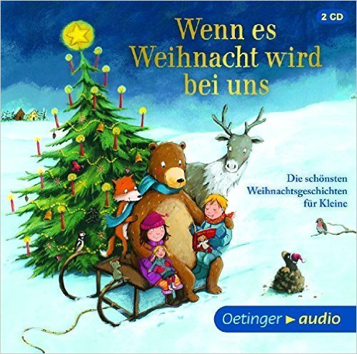 wenn es weihnacht wird bei uns 2 cd kinderbuch. Black Bedroom Furniture Sets. Home Design Ideas