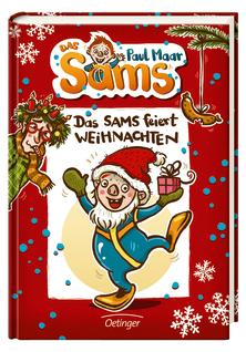 Kinderbuch Weihnachten.Das Sams Feiert Weihnachten Buch